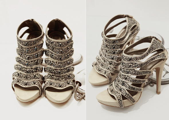 Dolce shoes(ivory)
