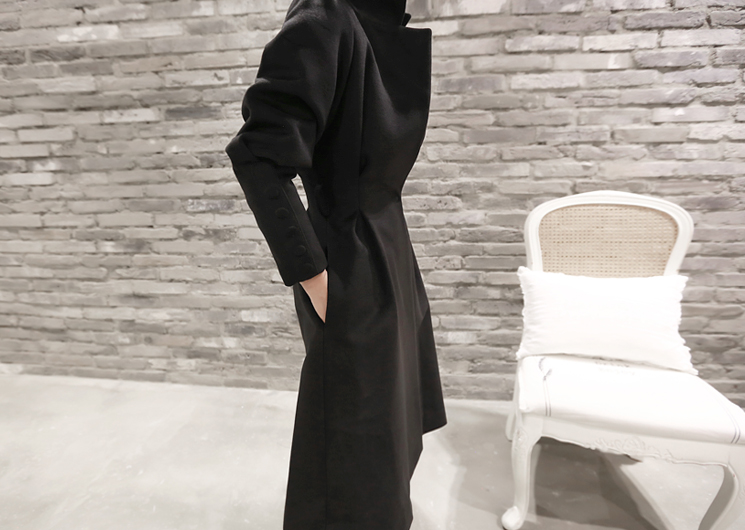 jason coat (black)