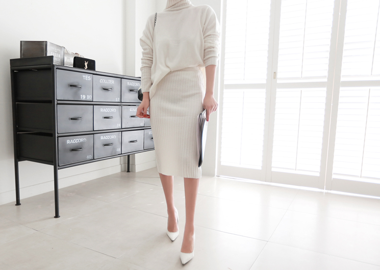 raboter knit two-piece