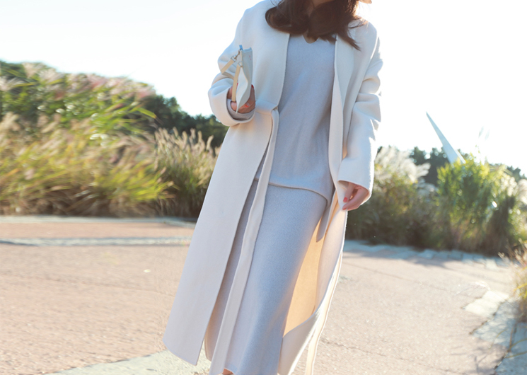 sanders coat (I&G) codi set